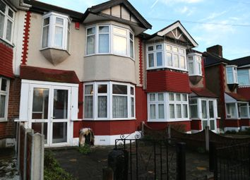 Thumbnail 4 bedroom terraced house to rent in Hathaway Gardens, Chadwell Heath, Redbridge