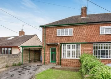 Thumbnail 3 bed semi-detached house to rent in Chapel Street, Bicester
