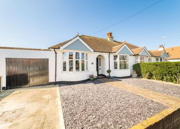 Thumbnail 3 bed semi-detached bungalow for sale in Central Avenue, Herne Bay