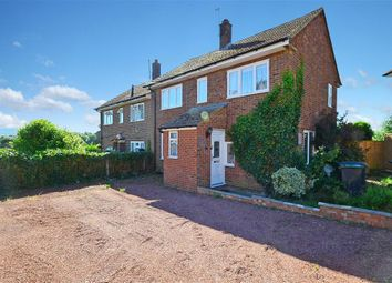 Thumbnail 3 bed semi-detached house for sale in Nevill Road, Snodland, Kent