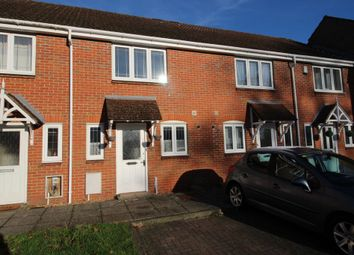 Thumbnail 2 bed terraced house to rent in Kite Close, Cowplain