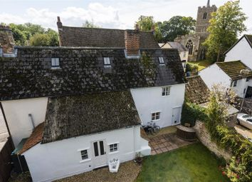 Thumbnail 4 bed detached house for sale in Fowlmere, Royston, Cambridgeshire