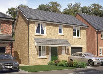 "Thumbnail 3 bed detached house for sale in ""The Morton"" at High Gill Road, Nunthorpe, Middlesbrough"