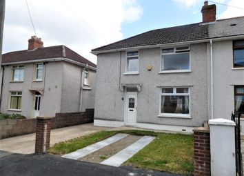 Thumbnail 3 bed semi-detached house for sale in Brynhyfred Terrace, Penpedairheol, Ystrad Mynach, Caerphilly