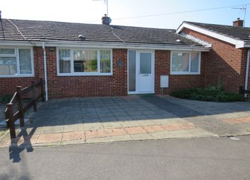 Thumbnail 2 bed terraced bungalow for sale in Smiths Drive, March