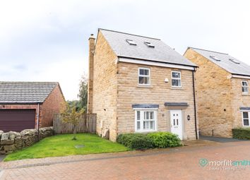 Thumbnail 4 bed detached house for sale in Hanson Road, Loxley, - Cul-De-Sac Location