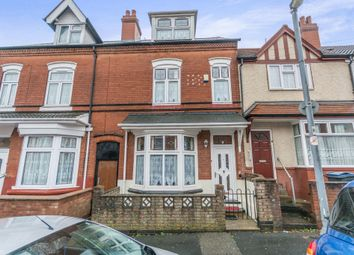 Thumbnail 5 bedroom terraced house for sale in Clarence Road, Sparkhill, Birmingham