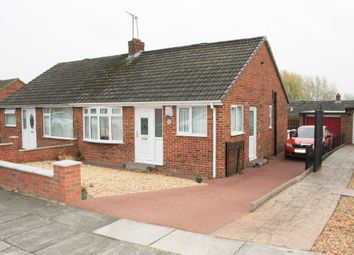 Thumbnail 2 bed semi-detached bungalow for sale in Sussex Way, Darlington