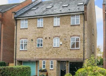 Thumbnail 5 bed semi-detached house for sale in Lilbourne Drive, Hertford, Herts