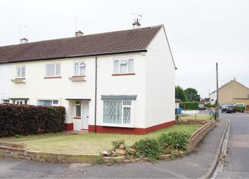 Thumbnail 3 bed end terrace house for sale in Reid Avenue, Maidenhead