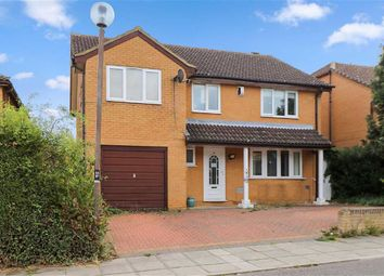 Thumbnail 5 bed detached house for sale in Illingworth Place, Oldbrook, Milton Keynes, Bucks