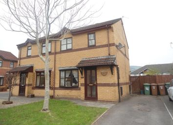 Thumbnail 2 bed property to rent in Castell Y Fan, Caerphilly