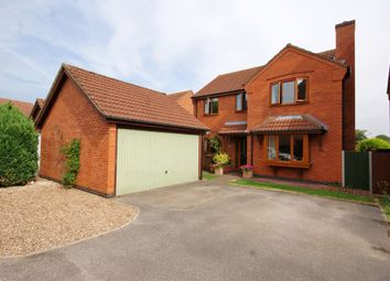 Thumbnail 4 bed detached house to rent in Bell's Meadow, Heighington, Lincoln