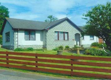 Thumbnail 3 bedroom detached bungalow for sale in Viewbank, Auchnagatt, Aberdeenshire