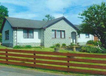 Thumbnail 3 bed detached bungalow for sale in Viewbank, Auchnagatt, Aberdeenshire