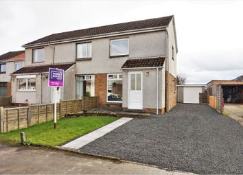 Thumbnail 2 bed semi-detached house for sale in Glenavon Drive, Cairneyhill