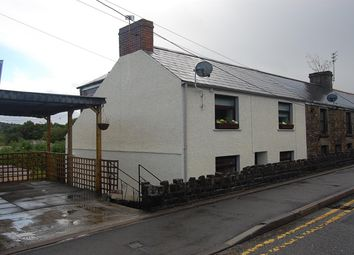 Thumbnail 3 bed terraced house for sale in Cwmamman Road, Garnant, Ammanford