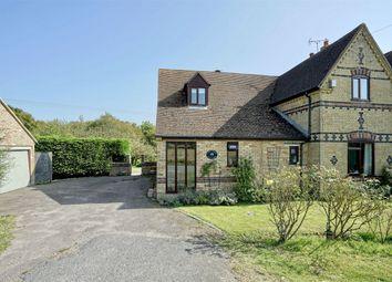 Grafham, Huntingdon PE28. 3 bed semi-detached house for sale