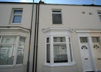 Thumbnail 2 bed terraced house to rent in Samuel Street, Stockton-On-Tees