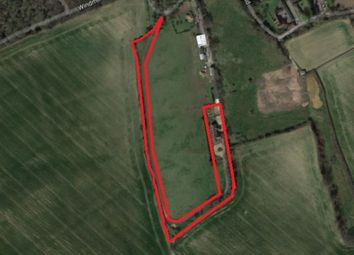 Thumbnail Land for sale in Land At Woodstock, Windmill Road, Pepperstock, Luton, Bedfordshire
