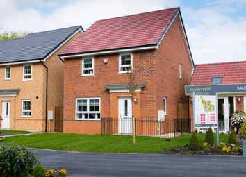 "Thumbnail 4 bedroom detached house for sale in ""Chester"" at Bedewell Industrial Park, Hebburn"