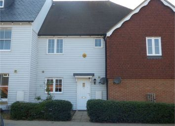 Thumbnail 3 bedroom terraced house to rent in All Saints Close, Iwade, Iwade, Kent