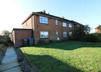 Thumbnail 2 bed flat for sale in Foxborough Close, Woodnesborough, Sandwich