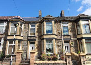 Thumbnail 3 bed terraced house for sale in Brighton Terrace, Cwm, Ebbw Vale