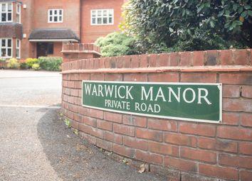 Warwick Manor, Solihull B91