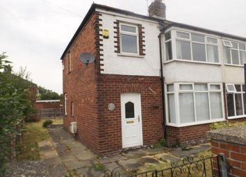 Thumbnail 3 bed semi-detached house for sale in Irwin Road, St Helens, Merseyside, Uk