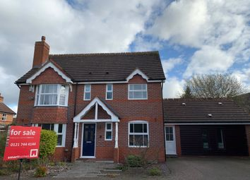 4 bed detached house for sale in Cransley Grove, Solihull B91