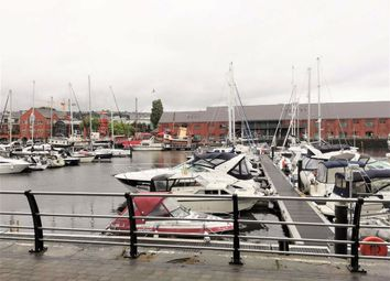1 bed flat for sale in Ferrara Quay, Marina, Swansea SA1