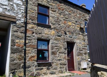 Thumbnail 2 bed terraced house for sale in Penmount Terrace, Pwllheli, Pen Llyn, North Wales