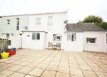 Thumbnail 4 bed end terrace house for sale in Clos Saut Falluet, La Route Des Quennevais, St Brelade