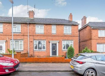 Thumbnail 3 bed semi-detached house to rent in Davison Street, Burslem, Stoke-On-Trent