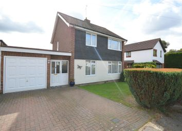 Thumbnail 3 bed detached house for sale in Rowan Close, Bricket Wood, St.Albans