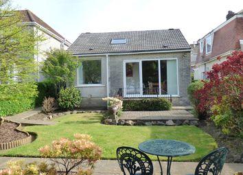 Thumbnail 2 bed bungalow for sale in Lon Mefus, Sketty, Swansea