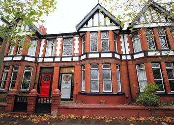 Thumbnail 4 bed terraced house for sale in Horringford Road, Aigburth, Liverpool, Merseyside