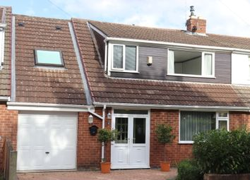 Thumbnail 5 bed semi-detached house for sale in Redsands, Aughton, Ormskirk