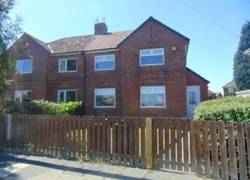 Thumbnail 3 bed semi-detached house for sale in Mitford Drive, Westerhope, Newcastle Upon Tyne