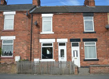 Thumbnail 2 bed terraced house to rent in Wharf Lane, Staveley, Chesterfield, Derbyshire