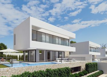 Thumbnail 3 bed villa for sale in Sierra Cortina, Finestrat, Alicante, Valencia, Spain