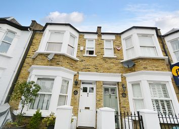 Thumbnail 3 bed terraced house to rent in Ewald Road, London
