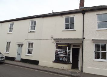 Thumbnail 1 bed flat to rent in Silver Street, Axminster, Devon