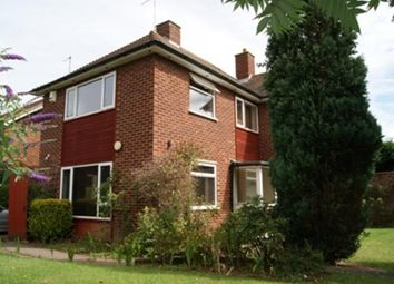 Thumbnail 4 bed detached house to rent in Cloisters Road, Letchworth Garden City