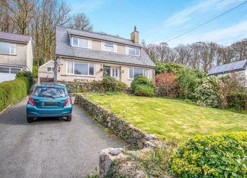Thumbnail 3 bedroom detached house for sale in Caernarfon Road, Beddgelert, Caernarfon, Gwynedd