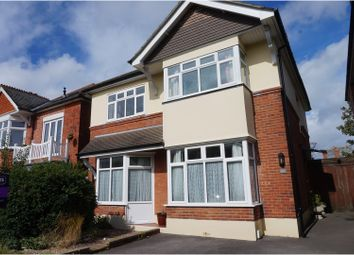 Thumbnail 4 bed detached house for sale in Fitzharris Avenue, Bournemouth