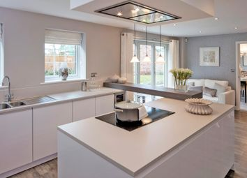 """Thumbnail 5 bed detached house for sale in """"Lichfield"""" at Southern Cross, Wixams, Bedford"""