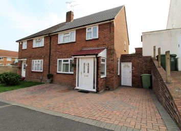 Thumbnail 3 bed semi-detached house for sale in Chiltern Close, Bexleyheath