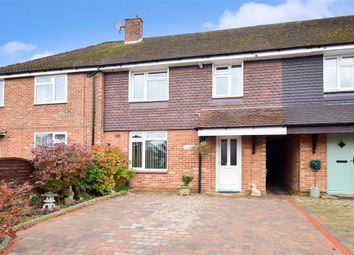 Thumbnail 3 bed terraced house for sale in Jessie Road, Havant, Hampshire